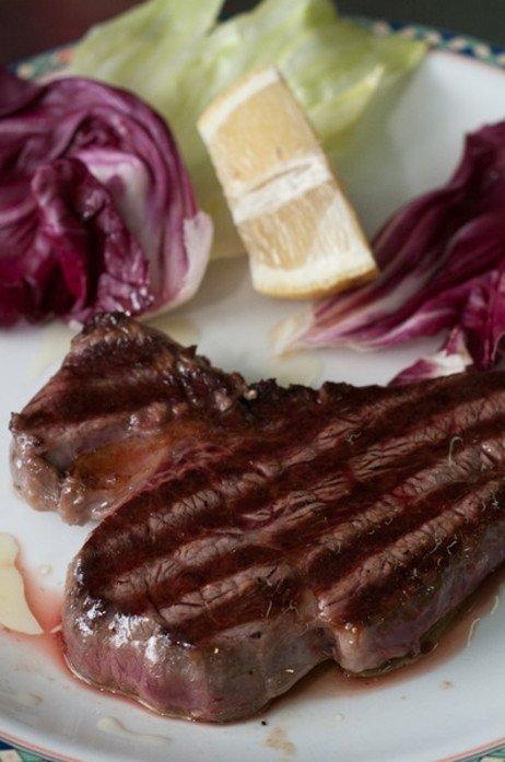 Carne alla piastra