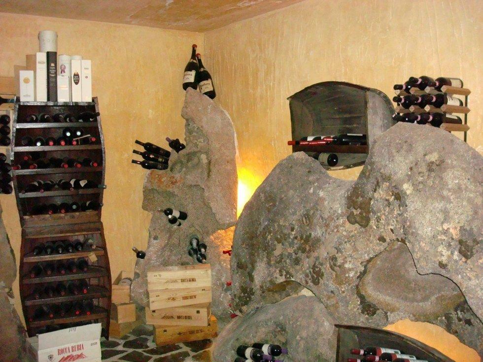 Cave à vins Restaurant La Vecchia Costa