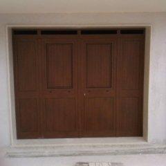 porta esterna in alluminio preverniciato