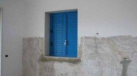 finestre blu