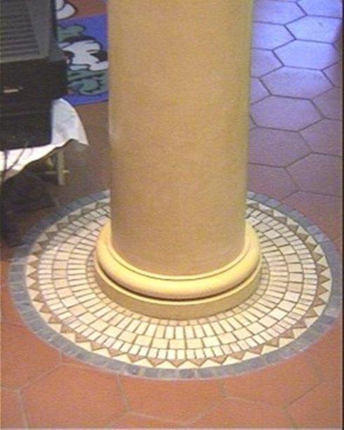 mosaico artisico