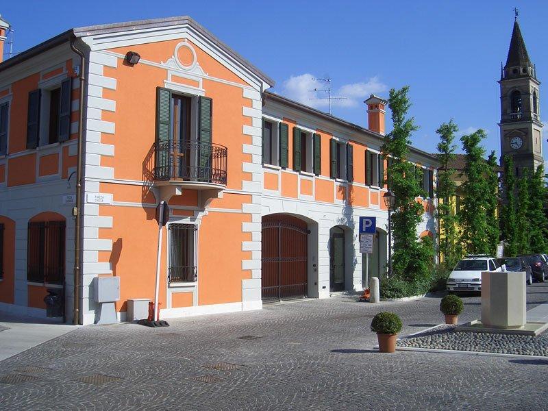 Grande casa ristrutturata