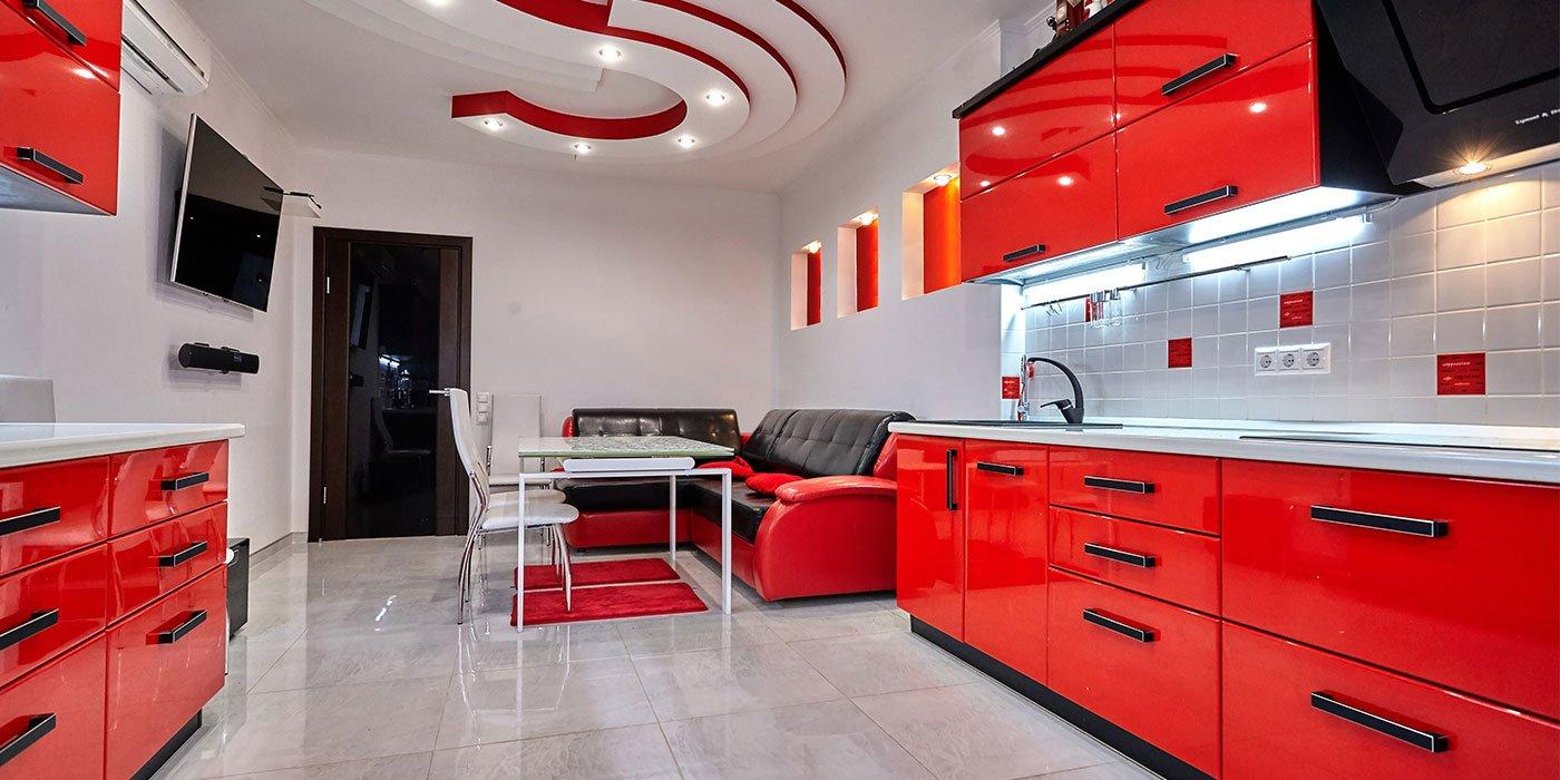 Cucine moderne a Roma