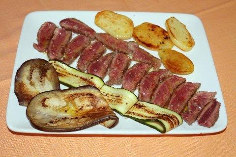 Specialità carne alla griglia