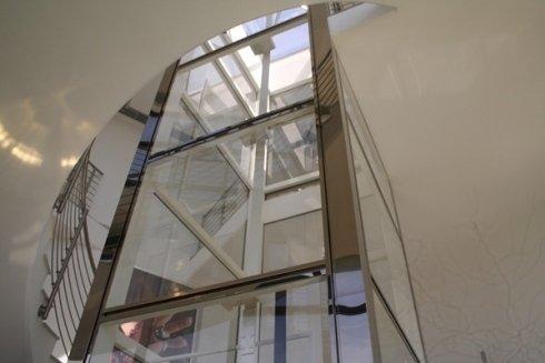Ascensore per palazzo a 4 piani