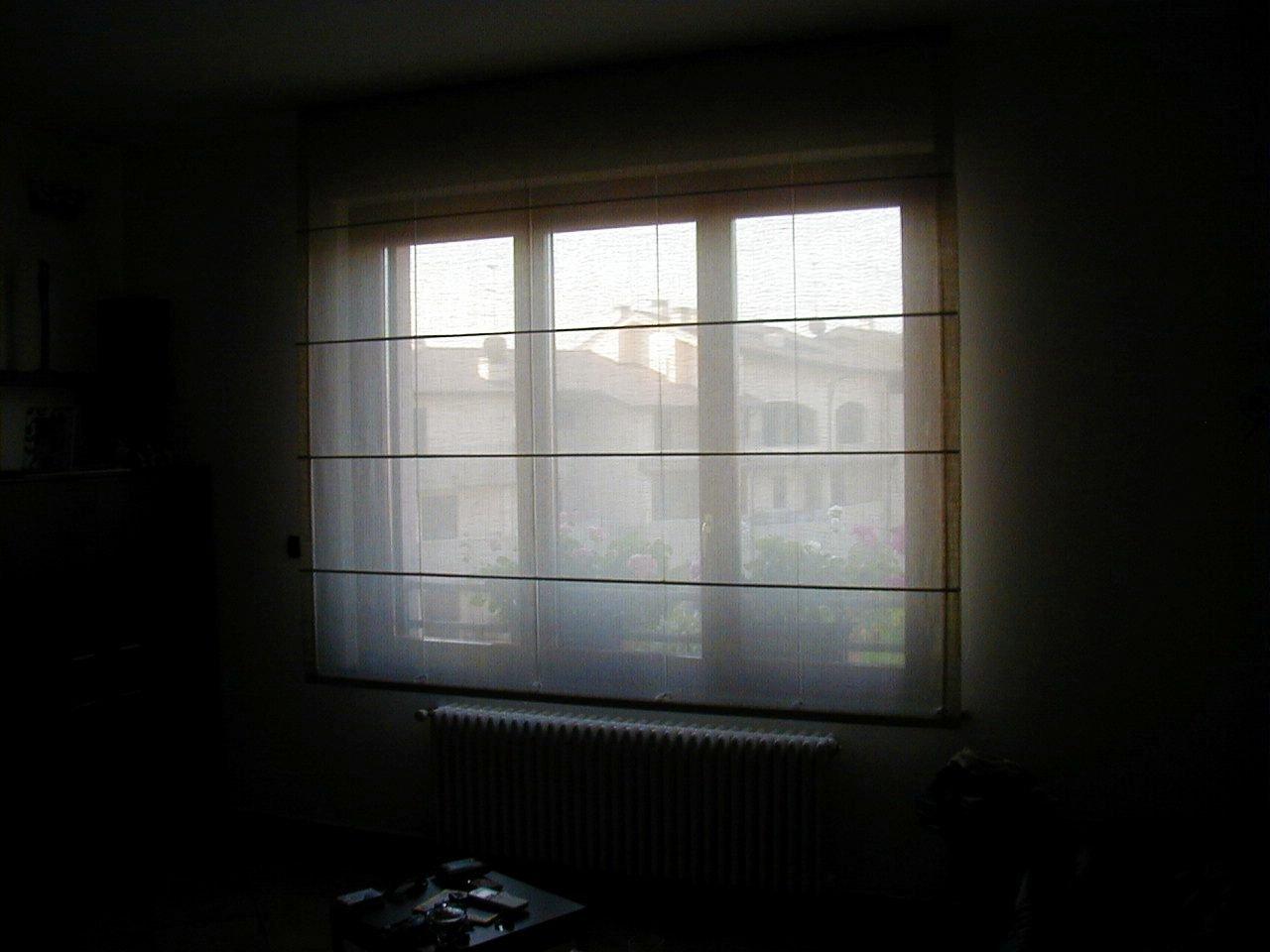 parte interna di una finestra