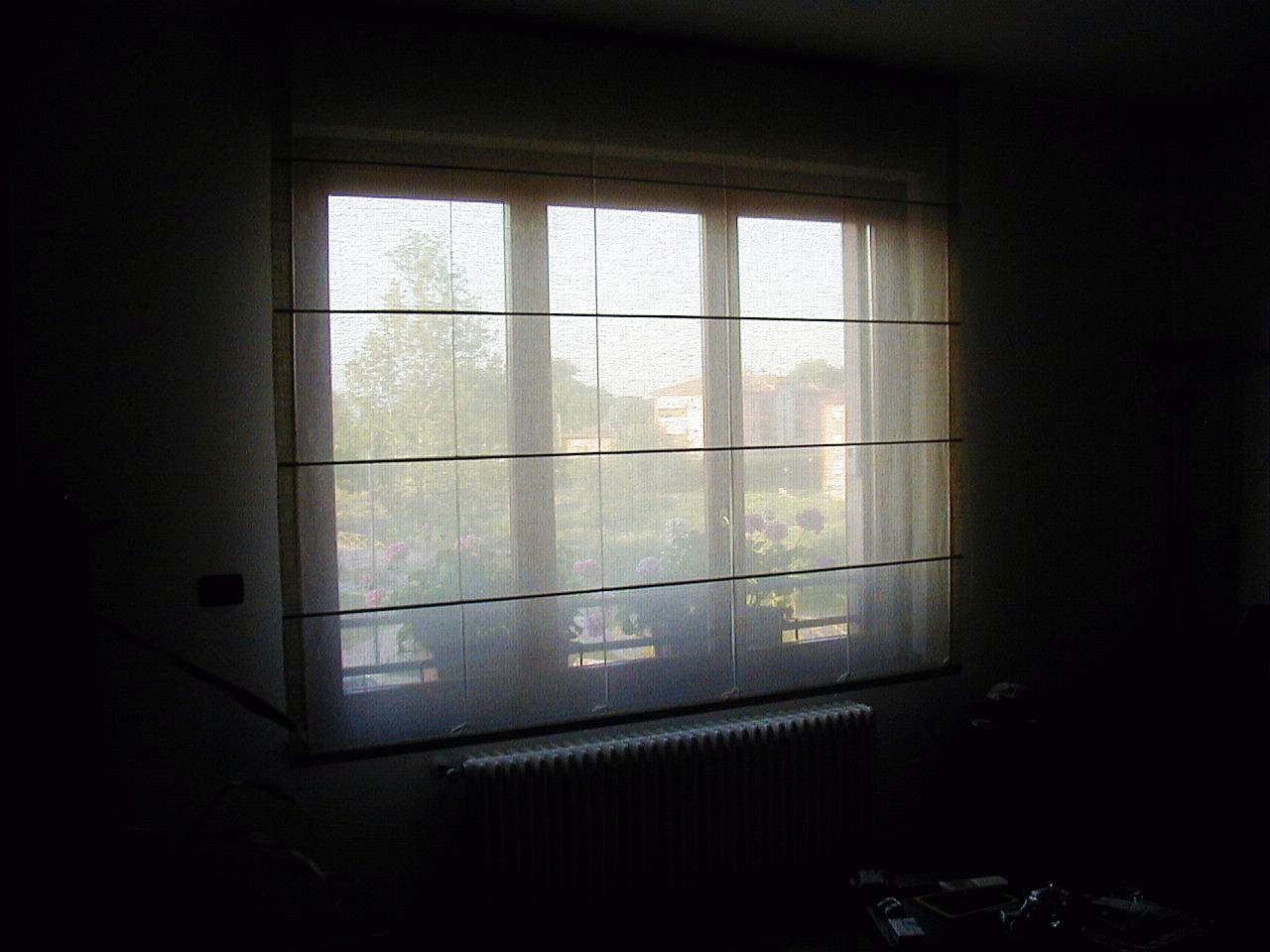 vista di una finestra