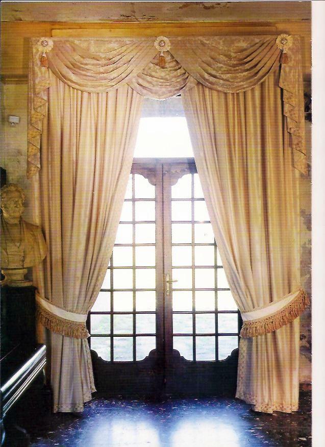 vista della finestra con copertine