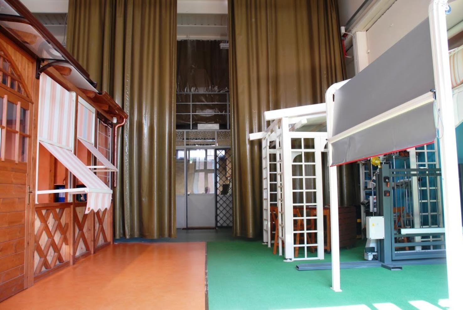 ufficio dell'azienda