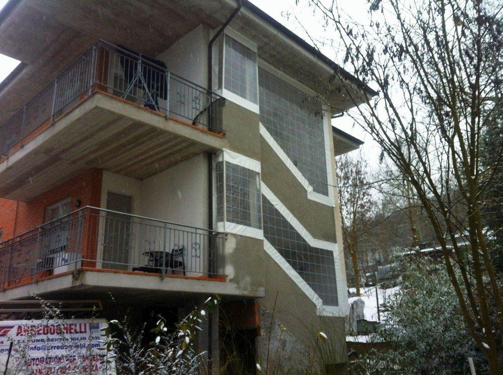 casa su due piani