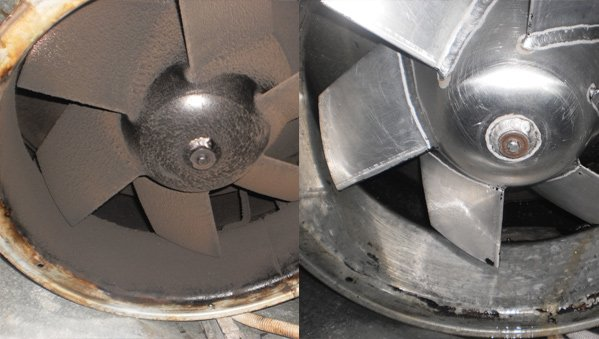before and after small fan