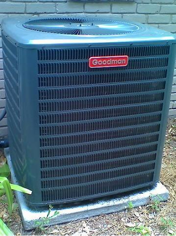 Air Conditioning Service Baytown, TX
