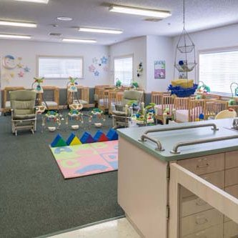 Infant Care Classroom