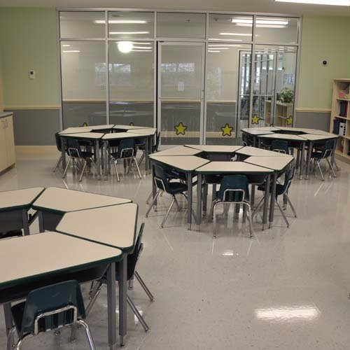 Private School Classroom