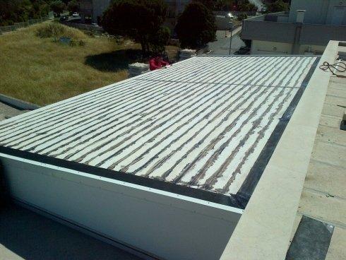 tetto legno impermeabile