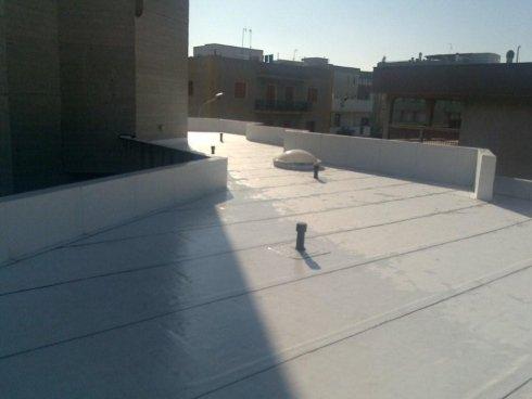 costruzione di tetti