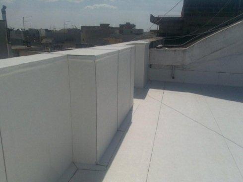 rifacimento impermeabilizzazione di tetti