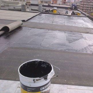 copertura tetto palazzo