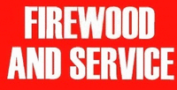 FIREWOOD AND SERVICE - Logo
