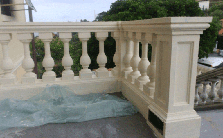 Terrazzi e Balaustre