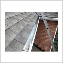 Domestic window cleaning - Maidstone, Kent - MB Window Cleaning Services - Guttering Cleaning Before