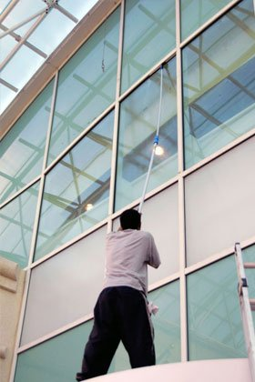 Commercia window cleaning - Maidstone, Kent - MB Window Cleaning Services - Window cleaning