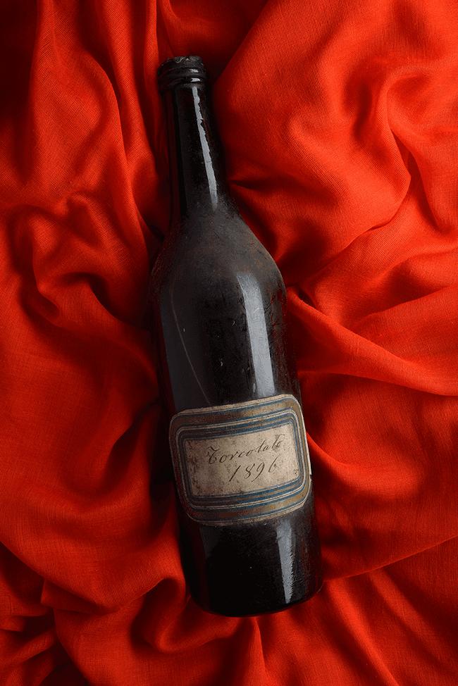 vino antico pregiato