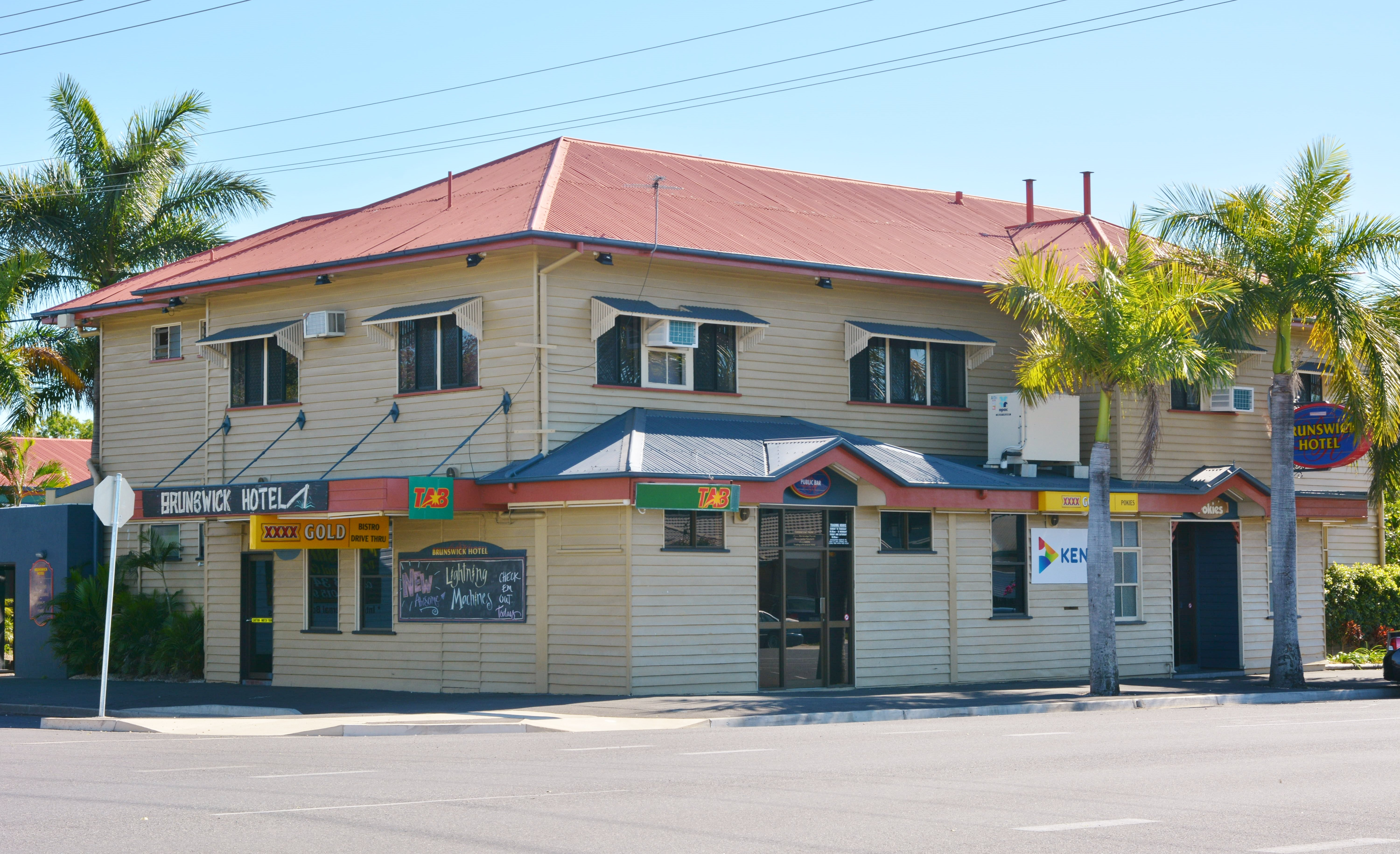 commercial painting in yeppoon