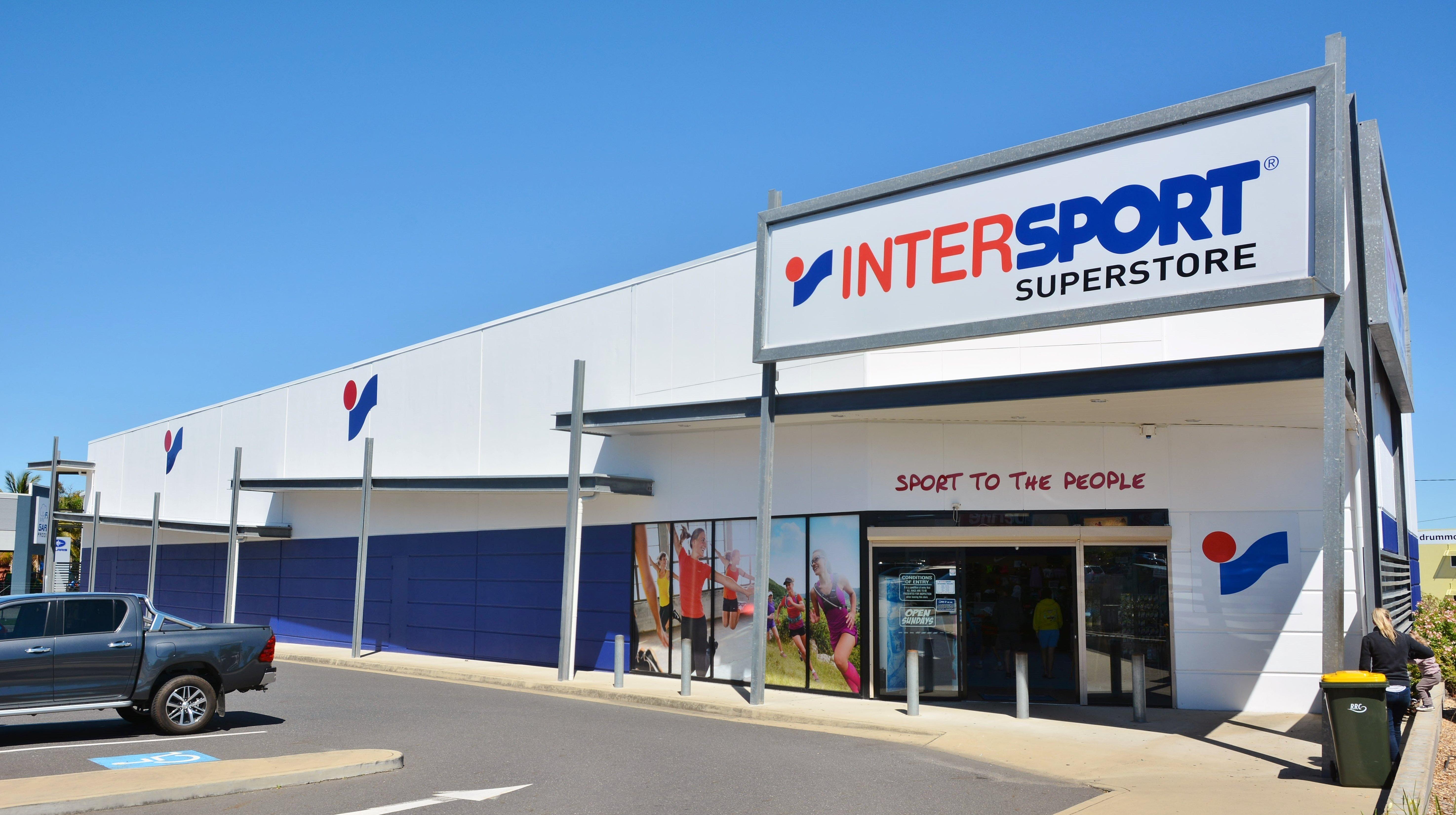interpost rockhampton