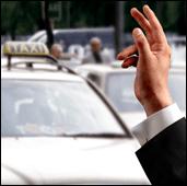 servizio taxi personalizzato