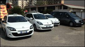 taxi urbani