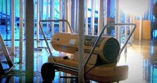 Generatori a gasolio a riscaldamento diretto