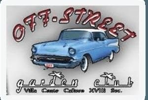 logo off street garden club