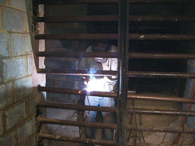 Gate work