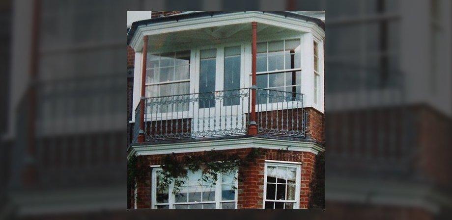 Bespoke balconies