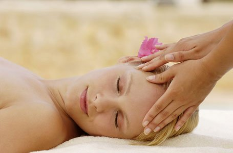 Relaxing massage treatments