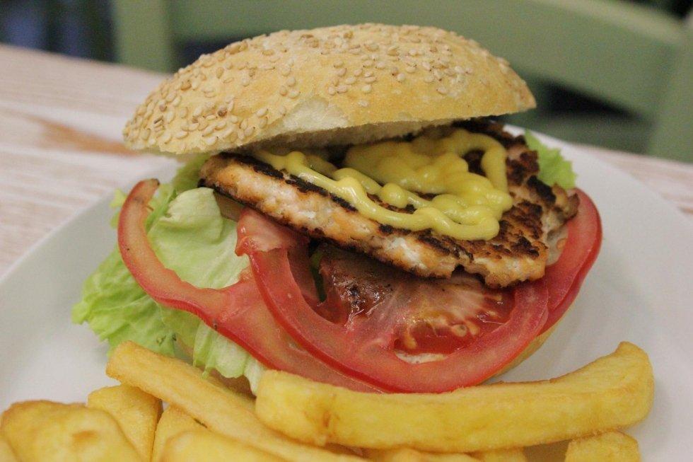 hamburger di pesce milano