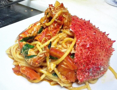 Spaghetto aragosta