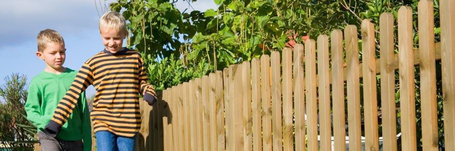 smerks straight az fencing boys walking by fence