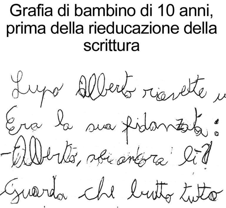 Famoso Rieducazione della scrittura - Faenza (RA) - Dott.ssa Alessandra  JM58