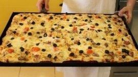 pizza diavola, pizza amatriciana, pizza con verdure