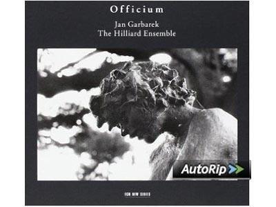 Jan Garbarek, Hilliard Ensemble - Officium