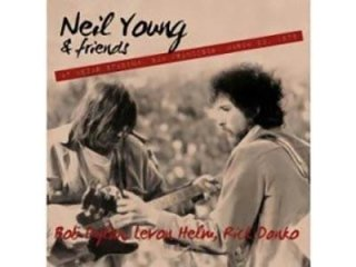 NEIL YOUNG & FRIENDS - SNACK BENEFIT - KEZAR STADIUM