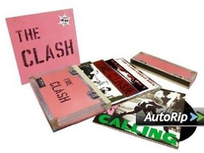 The Clash - 5 Studio Album