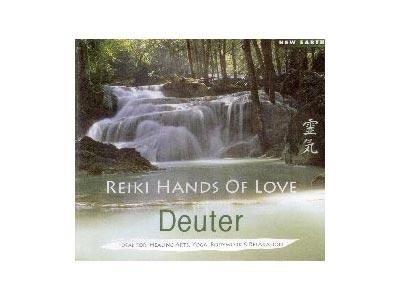 DEUTER - REIKI HANDS OF LOVE