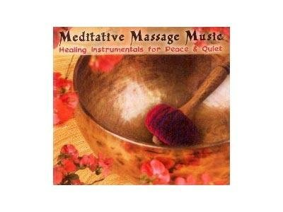 VARIOUS - MEDITATIVE MASSAGE MUSIC