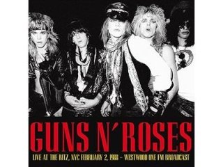 GUNS 'N' ROSES - LIVE AT THE RITZ