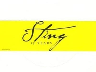 Sting - Twentyfive Years