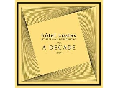 Hotel Costes - The anniversary box set