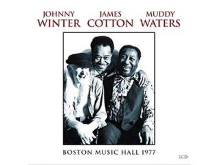 WINTERS / WATERS / COTTON - BOSTON MUSIC HALL - 1977
